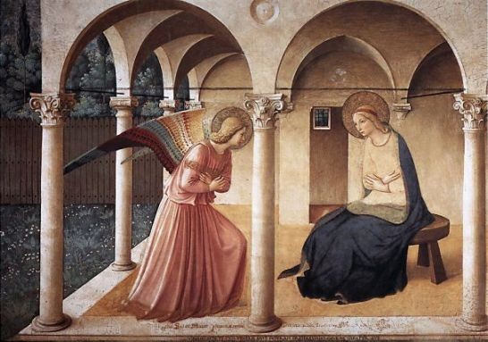 Advent Meditation: Of women, priests, and angels