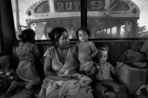 Salvadoran refugee women