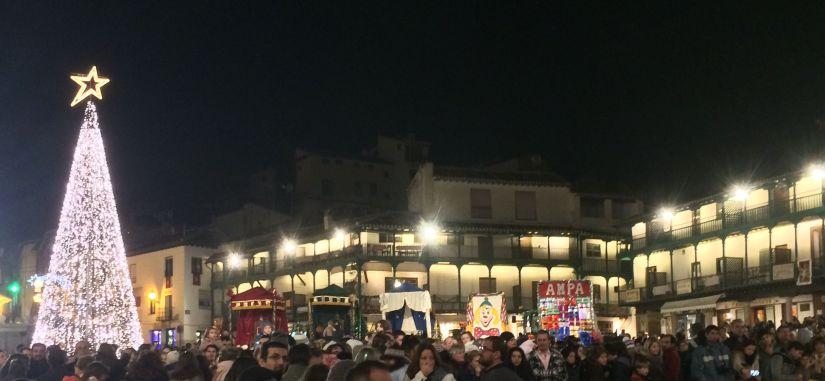 Fiesta de los Reyes in Chinchon: Epiphanies on separateness andsolidarity