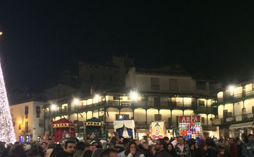 Fiesta de los Reyes in Chinchon: Epiphanies on separateness and solidarity