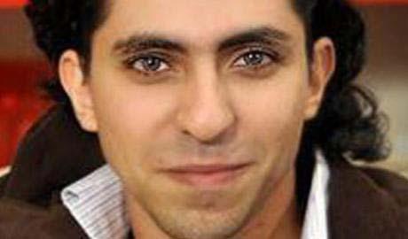 The scourging of Raif Badawi in SaudiArabia