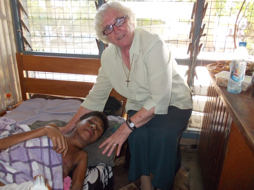 Palliative care for Papua New Guinea: A profile of Sister Tarcisia Hunhoff for World Day of the Sick: Feb 11, 2017