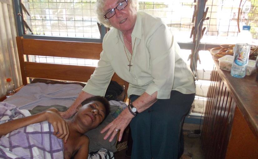 Palliative care for Papua New Guinea: A profile of Sister Tarcisia Hunhoff for World Day of the Sick: Feb 11,2017