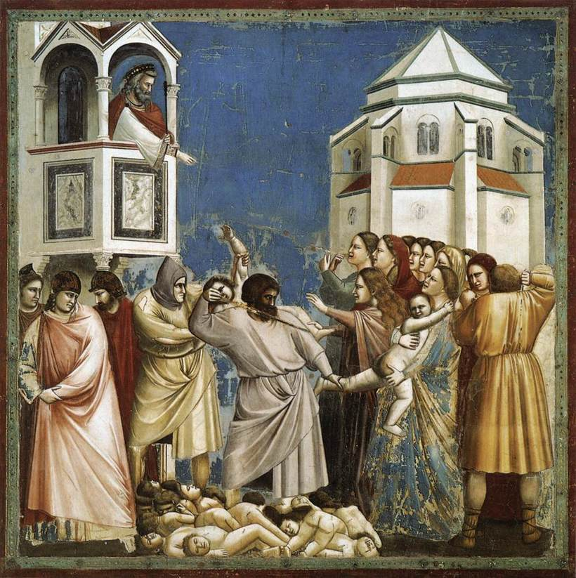 Children's Palliative Care and the Feast of the HolyInnocents